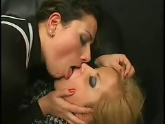 Lesbian brazilian french kissing #2 part two