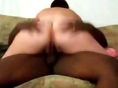 cuckold - wife fuck She destroys this dude Big Black Cock