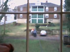 Letting my neighbor watch