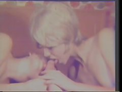 Vintage: Classic 60s Threesome
