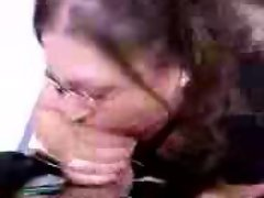 Wifes Friend Blowing my Cock