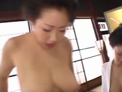 Japanese Orgy At Emperor&amp,#039,s Ancient Mansion Uncensored