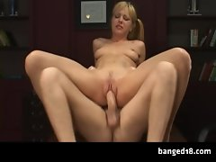 Petite Teen Pounded Hard