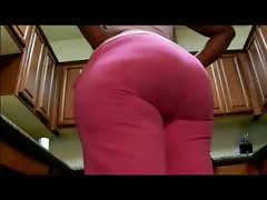 PHAT ASS BIG BOOTY EBONY BBW THICKNESS