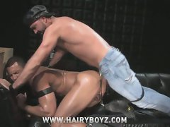 Horny gay studs angelo marconi and josh west hardcore anal pumping