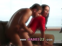 ultra nature big titted dark haired intercourse