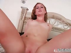 Attractive amateur redhead gets grinded part6