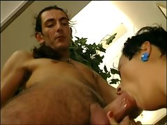 German cheating wife gets nailed